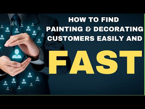 How to hire Subcontract Painters – Finding Sales Leads – Starting a Painting Business #salesleads