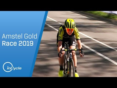 Amstel Gold Race 2019 | Women's Highlights | InCycle