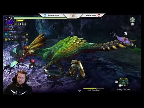 Monster Hunter Generations Ultimate - Testing Out Hunting Styles