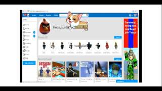 HOW TO CREATE YOUR OWN CLOTHES IN ROBLOX (SEP. 2016)