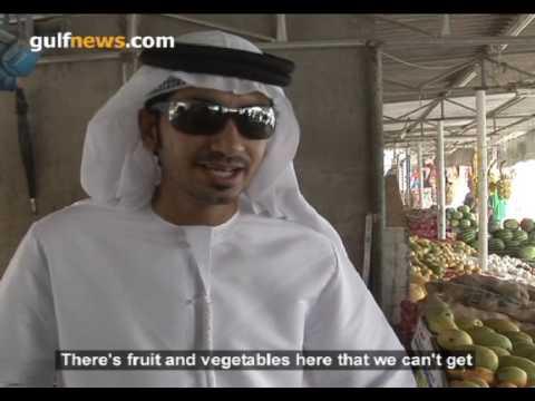A visit to Fujairah's Friday Market
