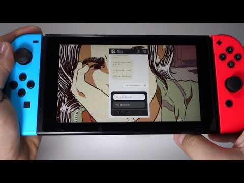 Bury me, my Love - Nintendo Switch gameplay