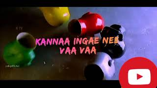 Raadhai manathil video song with lyrics   Snegithiye  