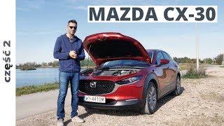 Mazda CX-30 - nie oślepię Cię. Techniczna część testu