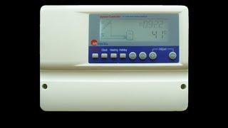 Обзор и настройка контроллера гелиосистемы солнечных коллекторов SR530С8 и SR530C8Q