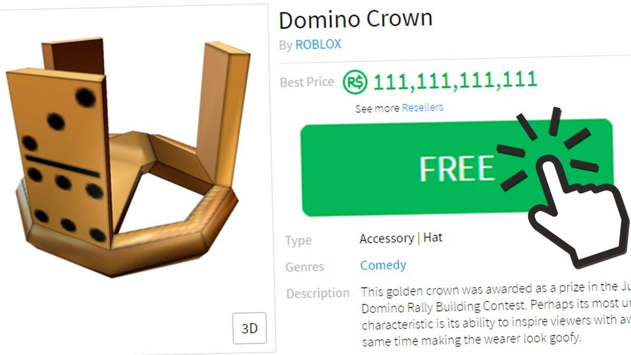 How To Get Free Items From The Roblox Catalog Youtube