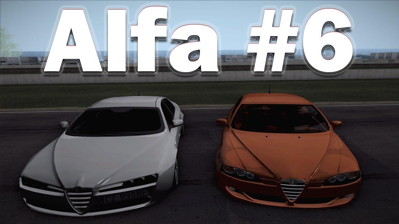 gta san andreas mods - alfa 147 & alfa romeo 159 ti - youtube