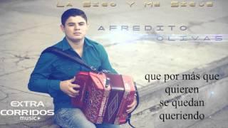 La Sigo y Me Sigue - Alfredo Olivas - LETRA [Estudio 2016] (Todo o Nada ) thumbnail