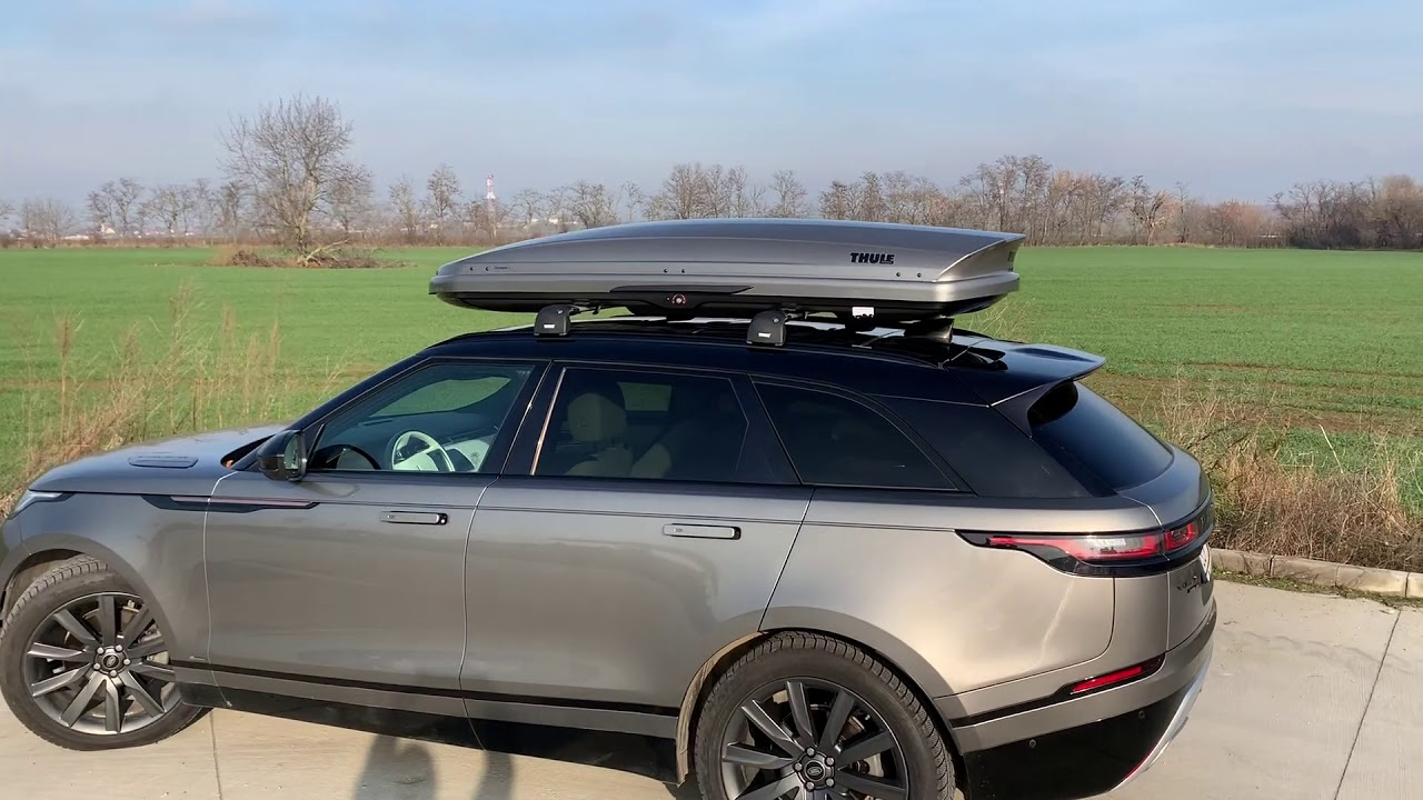 thule dynamic 900 test