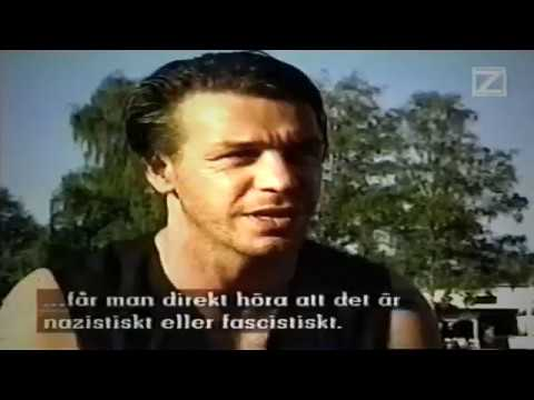 Till Lindemann about Nazi label [English Interview] - Rammstein