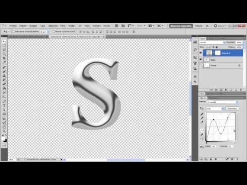 Tutorial Photoshop Texto Metal.
