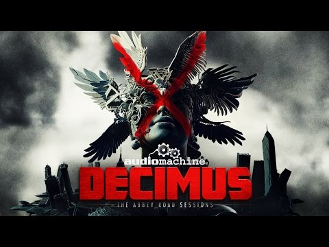 Audiomachine - decimus (Full album - powerful action orchestral - epic music)