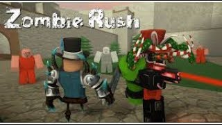 ESTONIAN SPECIAL PART 2! (road to 30 subs lol) ~ Zombie Rush ~ Roblox ~ w/ gregorremi