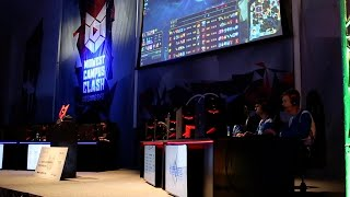 Collegiate esports teams can compete for cash
