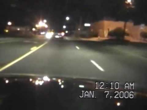 Greensboro Police Chase, Randleman Rd