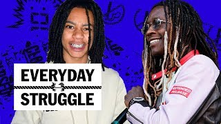 Young Thug & Rich Homie's Issues 'Deeper T...