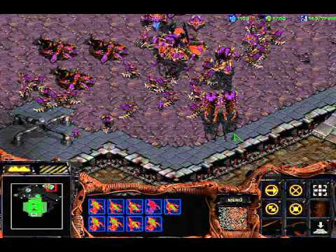 27-Historia de Starcraft Brood War (Zerg-4) Omega
