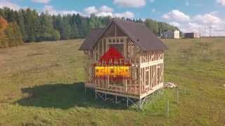 видео Каркасные дома от balker.su [16417]