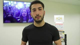 Hossein Safaeirad. MSM Academy, English Language, February 2018
