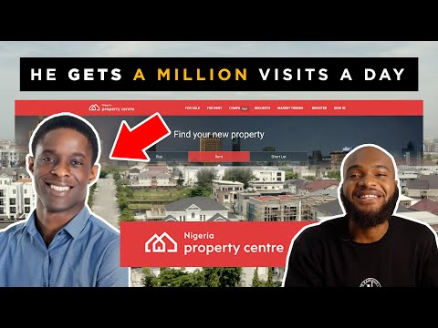 He Left Nigeria to Build a Multi-Million Dollar Real Estate Company for Africa