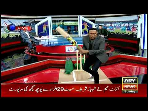 Younis Khan helps the youngsters to enhance their playing techniques
