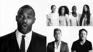 UNICEF #IMAGINE -  North America (Adam Lambert, Katy Perry, John Lennon, Bill Kaulitz...)