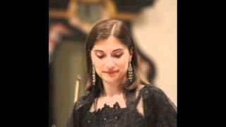 BACH, Wie wohl ist mir, Tullia Pedersoli soprano