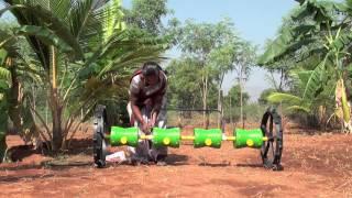 Direct Paddy Seeder/ http://www.ksnm.in/  Drum Seeder/Plastic Drum Seeder