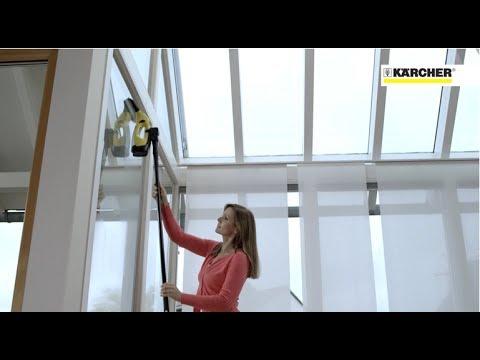 test karcher vinduesvasker