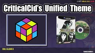 NEW Unified Big Box Theme by CriticalCid