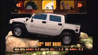Hummer: Badlands (PS2 Xbox)