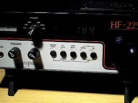 LW DX: Rikisutvarpid Iceland 189 kHz received in Germany