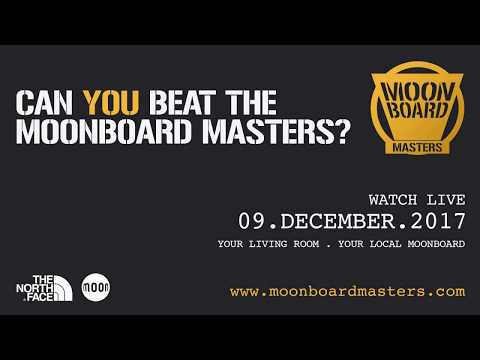 MoonBoard Masters Trailer