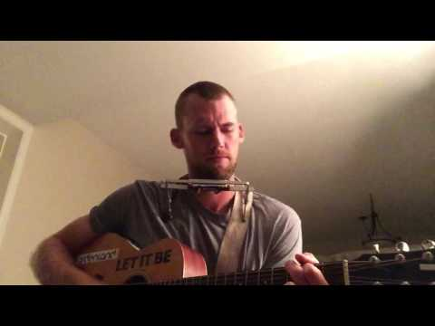 Ryan Bingham- South Side of Heaven, cover, chords with harmonica