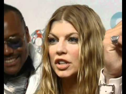 Black Eyed Peas interview on Live Earth