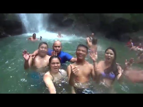 Kabigan Falls, Pagudpud, Ilocos Norte Philippines
