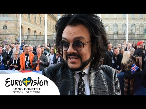 """Philipp Kirkorov: """"My biggest dream is to have peace between Russia and Ukraine"""""""