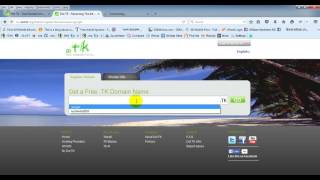 How to register a free domain name (Bangla)