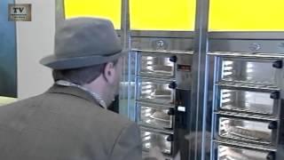 Ome Henk bij de snackbar