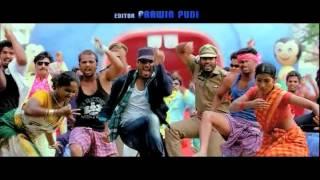 Allu Arjun 's GajaPokkiri / Julayi Malayalam Movie Full Song Trailer HD