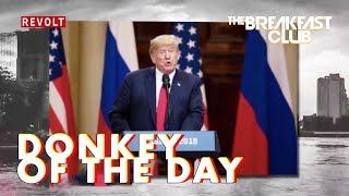 Donald Trump   Donkey of the Day