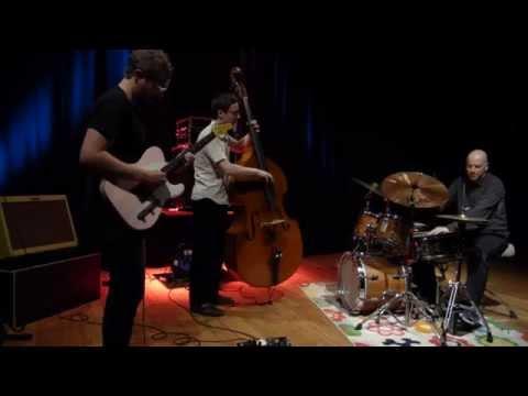 Jakob Bro, Thomas Morgan, Joey Baron - Schlachthof, Wels, Austria, 2015-09-17 - White & Evening Song