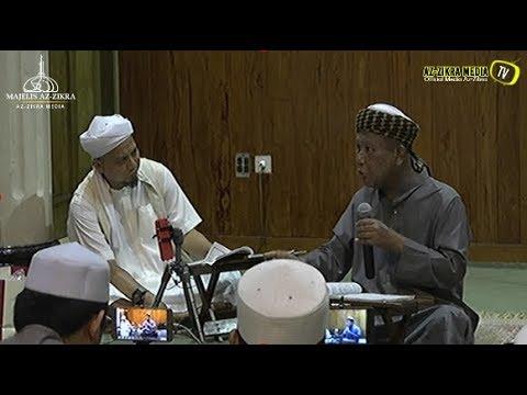 Halaqoh shubuh bersama KH. Muhammad Al Khaththath di Masjid Az-Zikra Sentul Bogor
