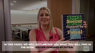 "About the book: ""Soccer Powered by Futsal"", a new football methodology."