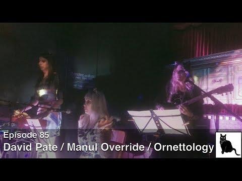 David Pate & Steve Cohn / Manul Override / Ornettology [Episode 85]