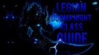 AQW LIT CLASS GUIDE: Legion DoomKnight