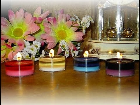 Wonderful Soy Candle Making At Home For Beginners How To Make 7 To 8 Hour Tealights!