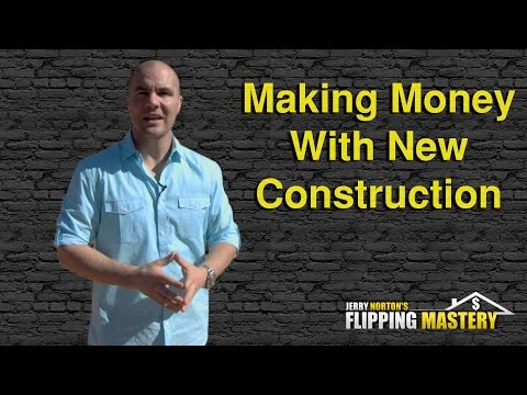 Real Estate Investing | How to Make Money with New Construction