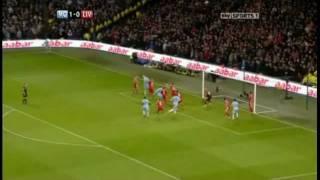 Man City vs. Liverpool - Highlights - 3 January 2012