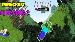 MINECRAFT PHIÊN BẢN PHÊ CẦN ?? - Top 5 Thứ Kì Lạ Từng Tồn Tại Trong Minecraft